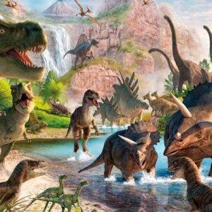 Un viaje al Mesozoico ODJ